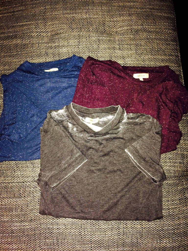 T-shirts - River Island mens section - €6 each