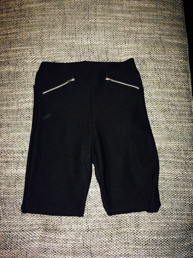 Black riding style pants - Miss Selfridge - €18