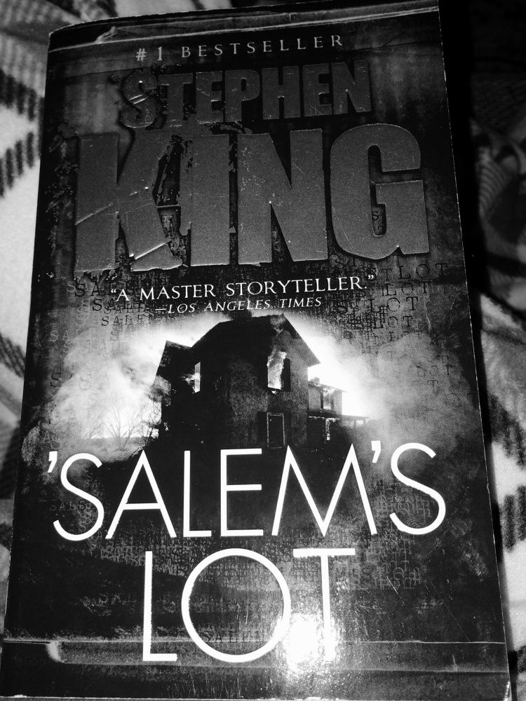 'Salem's Lot by Stephen King.