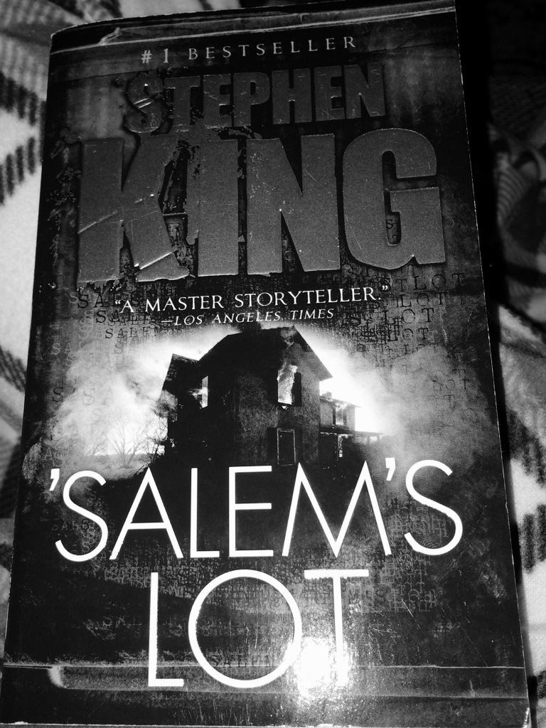 'Salem's Lot by Stephen King.