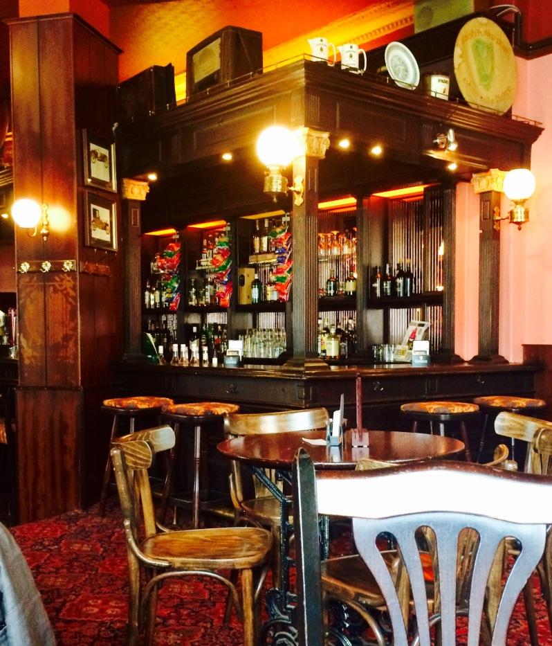 Irish Harp Bar