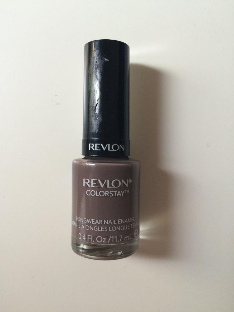 Revlon Colourstay Longwear Enamel in 'Stormy'