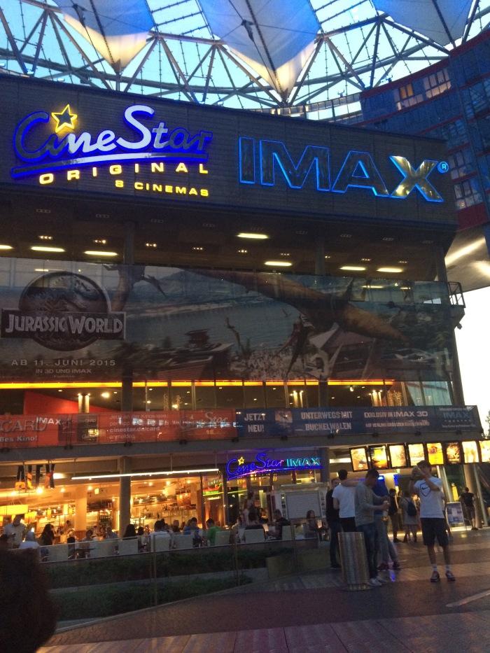 CineStar IMAX Theatre