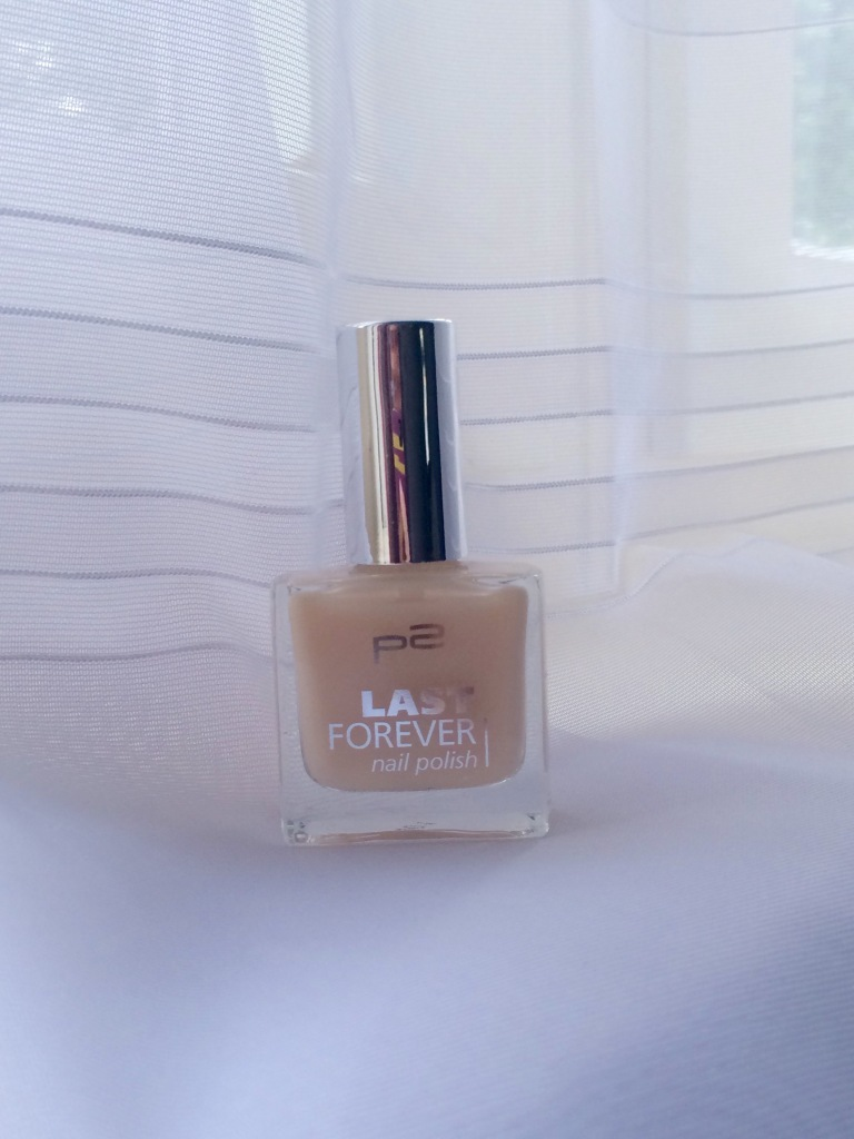P2 Cosmetics nail varnish