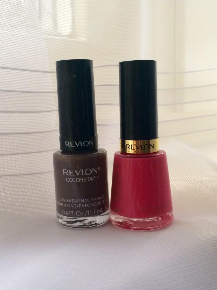 Revlon nail varnish