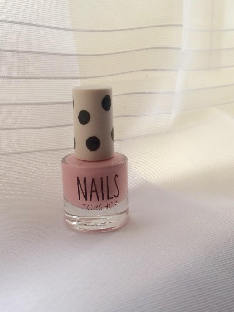 Topshop nail varnish