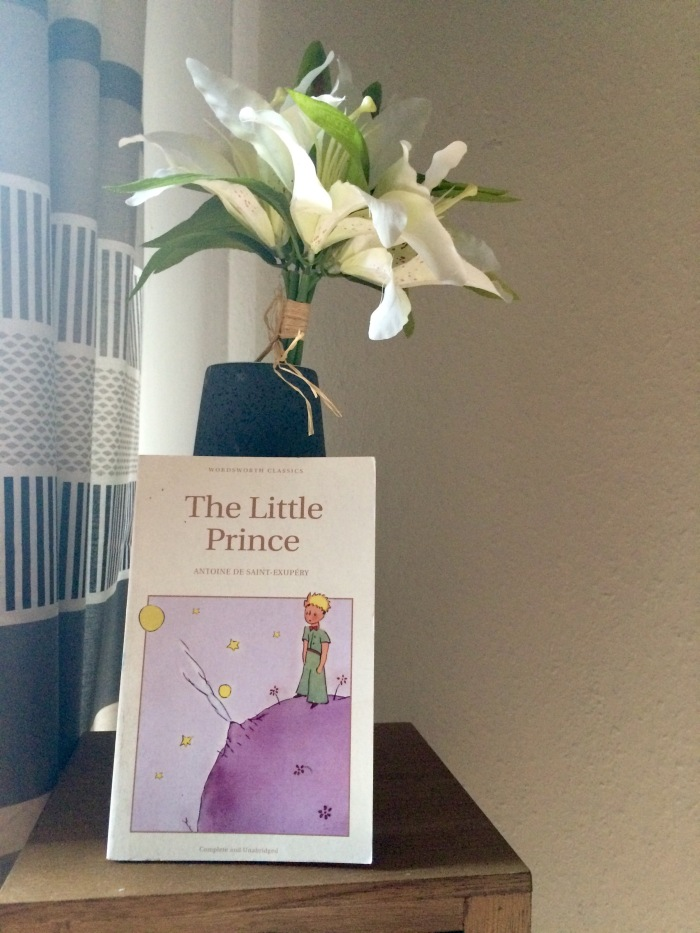 The Little Prince by Antoine Saint-Exupery