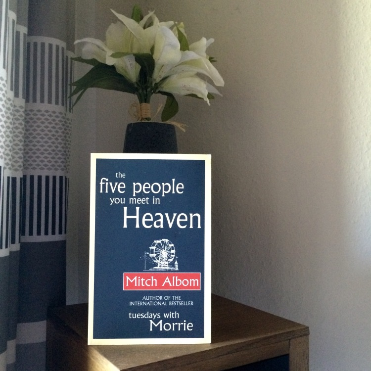 an analysis of the novel the five people you meet in heaven by mitch albom Book report on the five people you meet in heaven by mitch albom  [tags:  book review, book analysis] research papers 1044 words (3 pages).