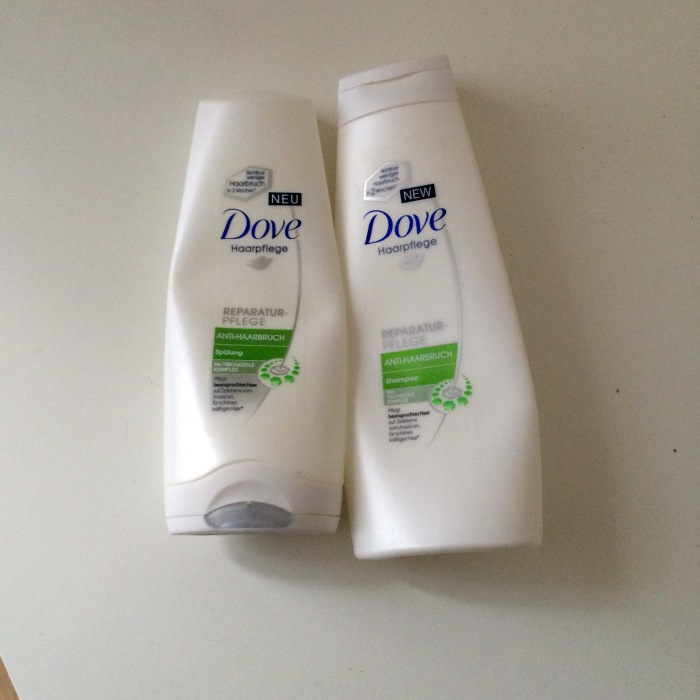 Dove Repair Shampoo/Conditioner