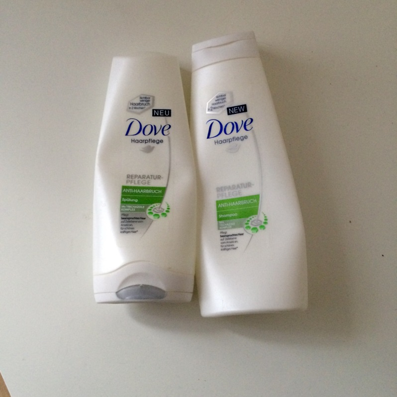 Dove Repair Shampoo/Conditioner