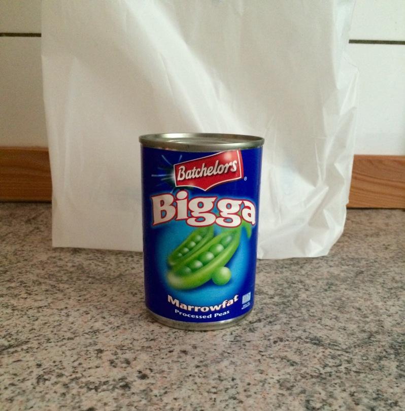 Batchelors Bigga Marrofat Processed Peas