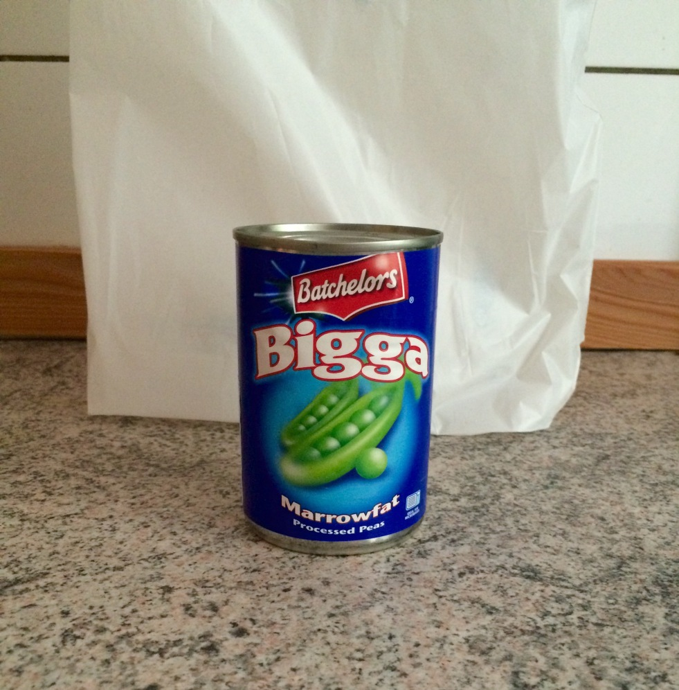 Batchelors Bigga Marrofat Processed Peas