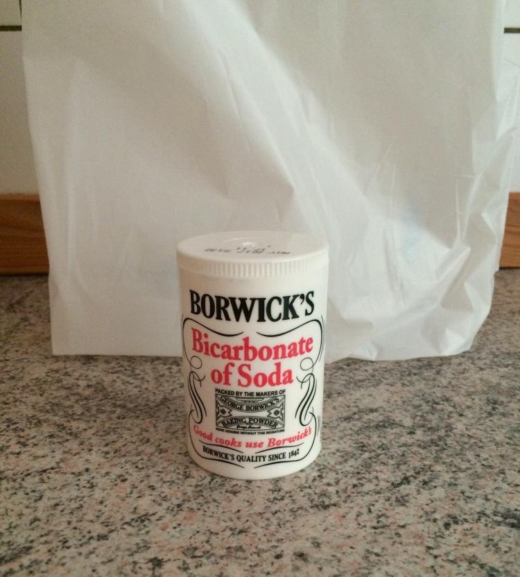 Borwick's Bicarbonate of Soda