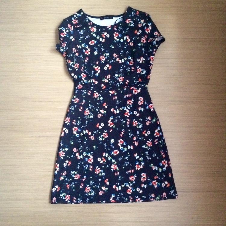 Floral Skater Dress - €5.99