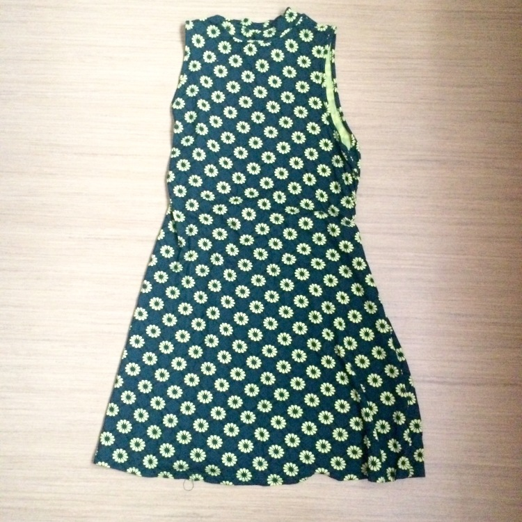 Floral 70s Style Dress - €34