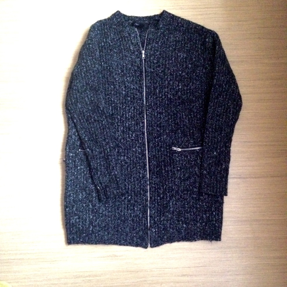Black Cardigan - €16