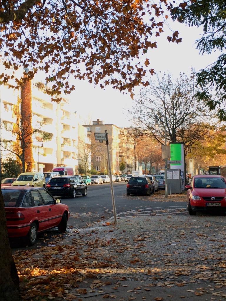 Berlin in Autumn