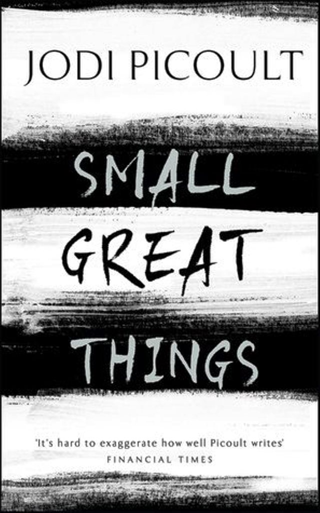 Book Review: Small Great Things by Jodi Picoult
