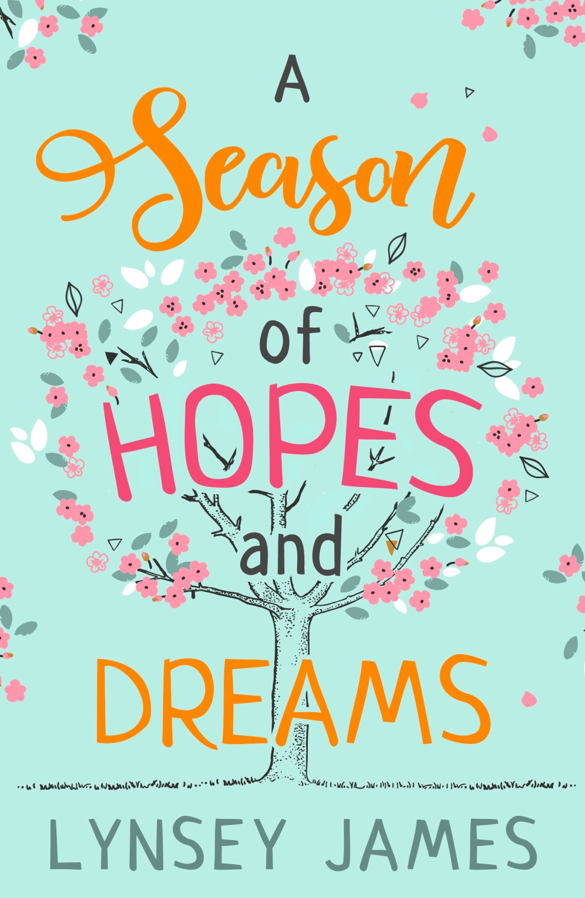 Book Review: A Season of Hopes and Dreams by Lynsey James