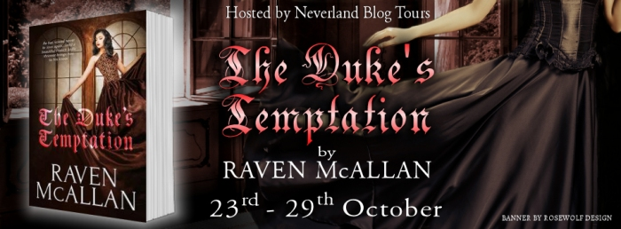 Blog Tour: The Duke's Temptation by Raven McAllan
