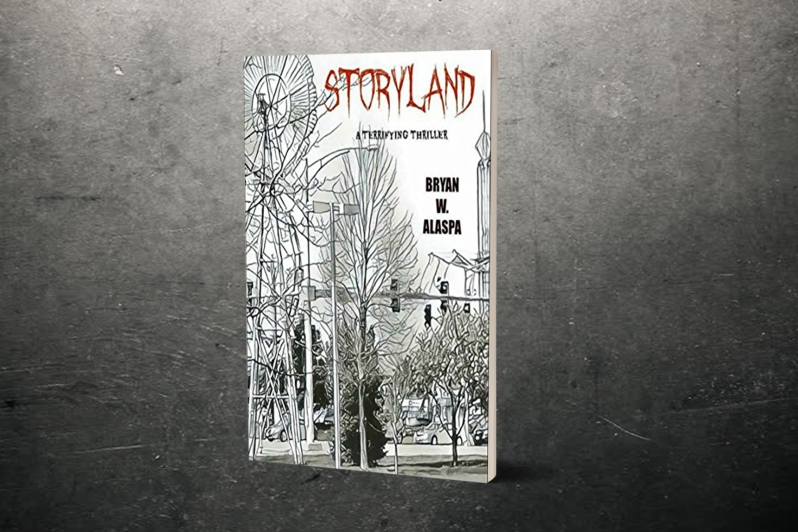 storyland wall background