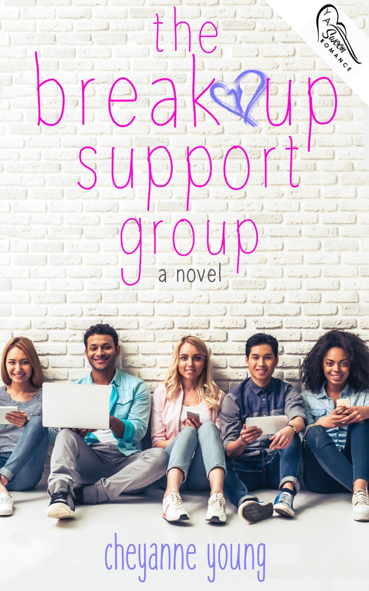 The Break Up Support Group by Cheyanne Young
