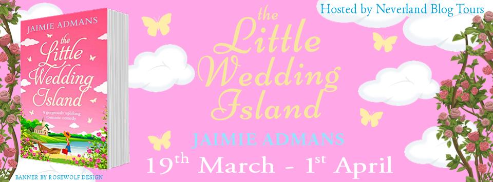 The Little Wedding Island Book Tour