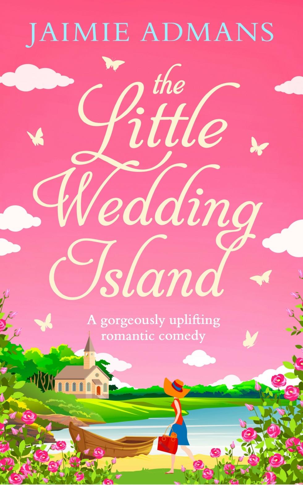 The Little Wedding Island by Jaimie Admans