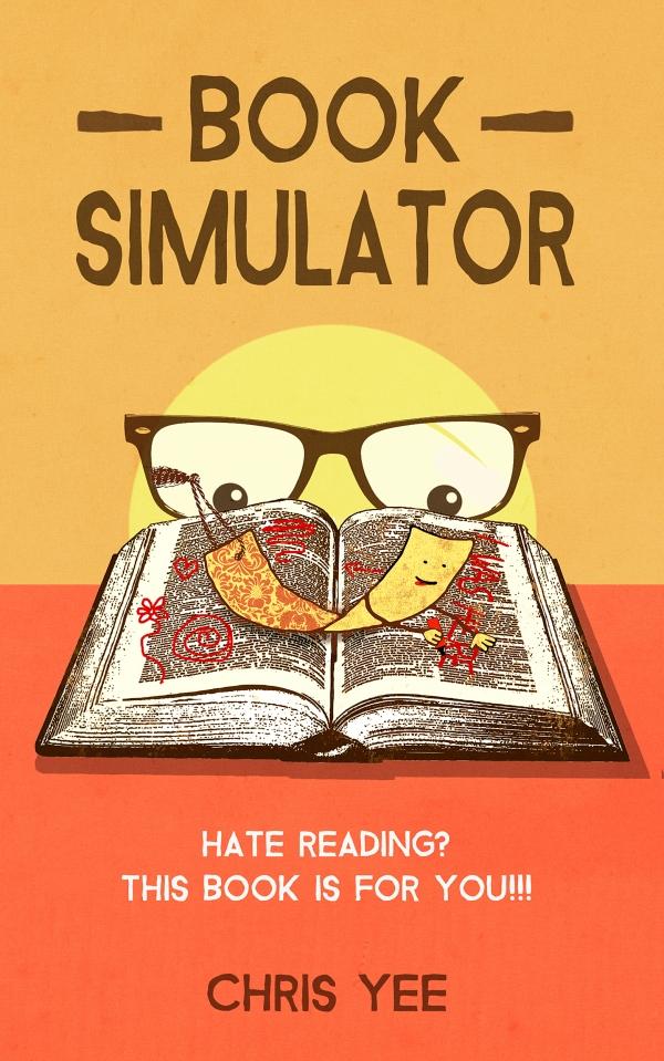 Book Simulator by Chris Yee