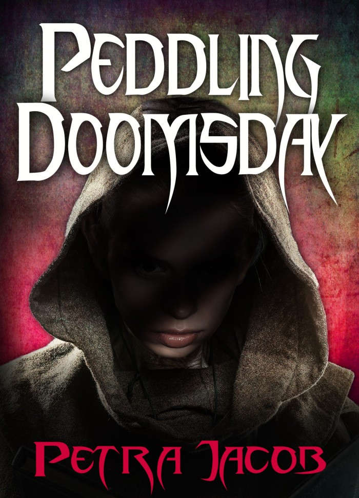 Cover Peddling Doomsday - Petra Jacob