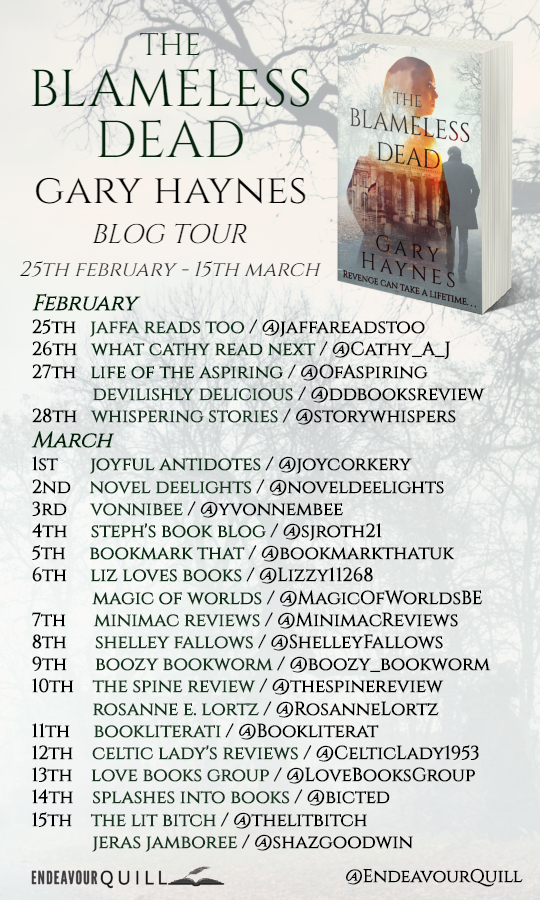 The Blameless Dead Blog Tour Schedule.jpg