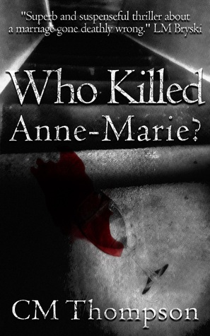 Book Cover Thriller Murder