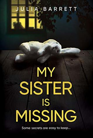 My Sister Is Missing Thrill Book Review Joyful Antidotes
