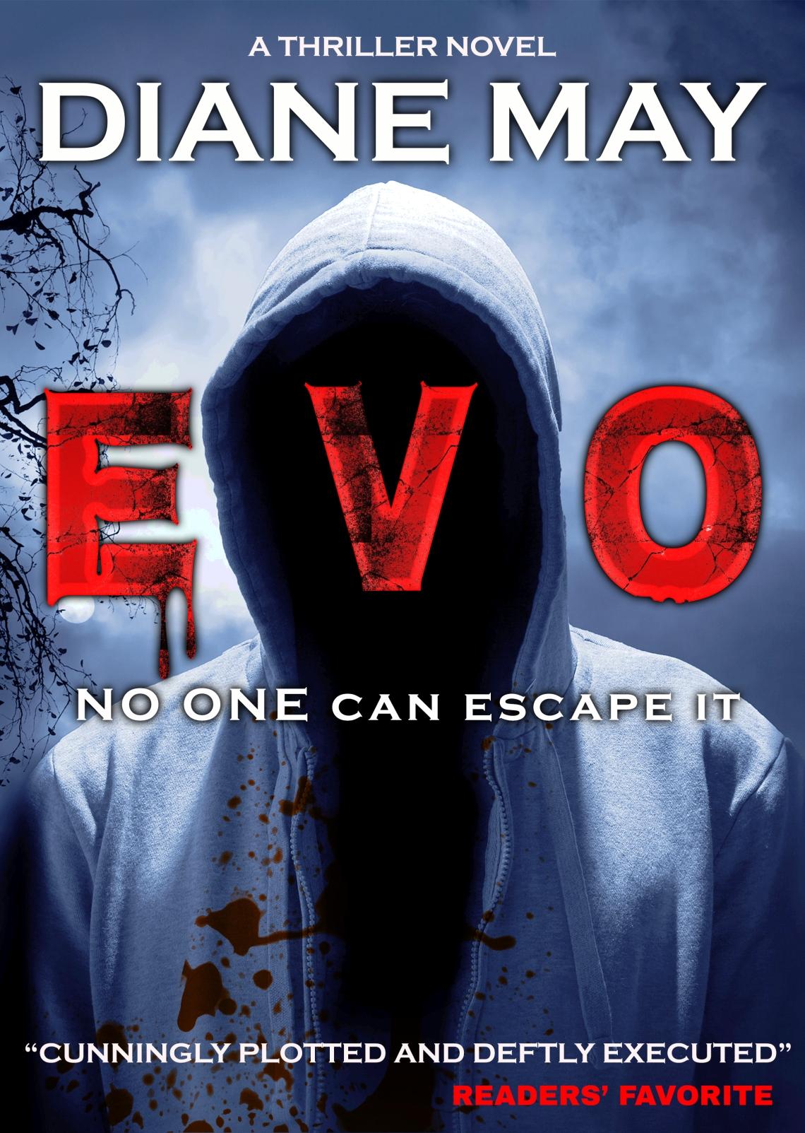 Book Cover Evo Crime Joyful Antidotes