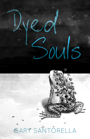 Book Cover Dyed Souls by Gary Santorella