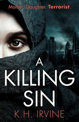 A Killing Sin Book Cover