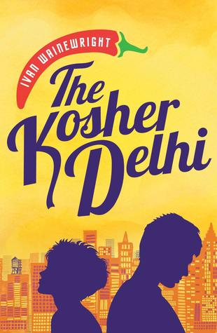 The Kosher Delhi Book Cover