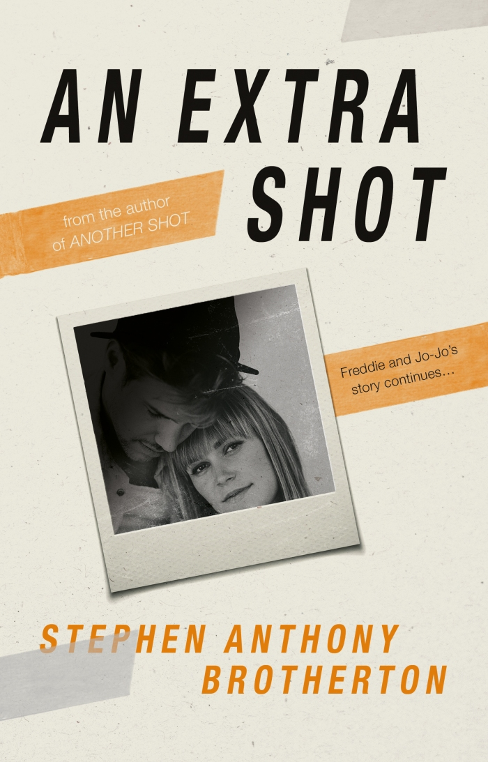 An Extra Shot Cover