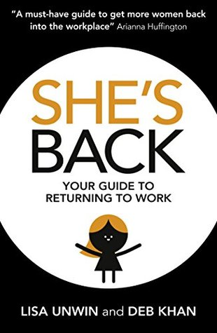 She's Back Book Cover