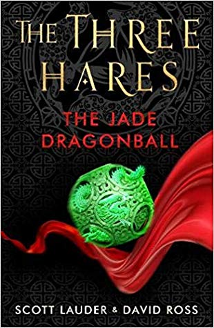 The Jade Dragonball Book Cover