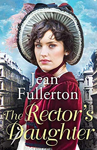 The Rector's Daughter Book Cover