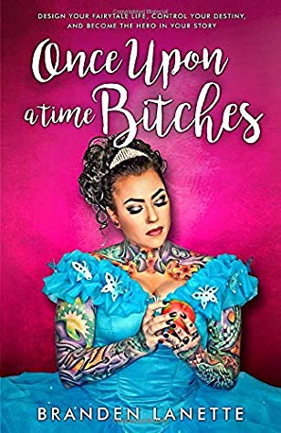 Once Upon a Time Bitches Book Cover