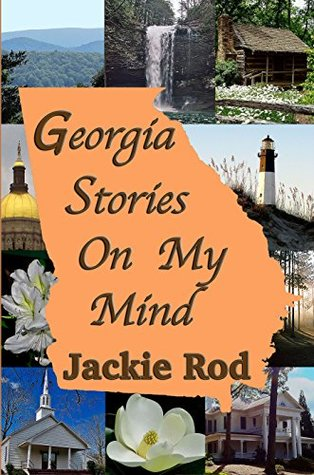 Georgia Stories on my Mind Book Cover
