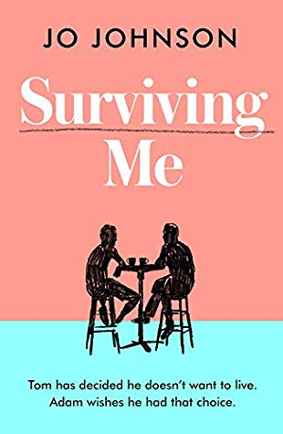 Surviving Me Book Cover