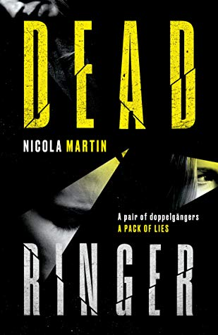 Dead Ringer Book Cover