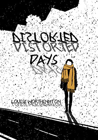Distorted Days Book Cover