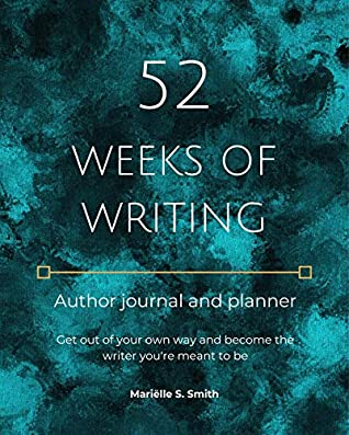 52 Weeks of Writing Book Cover