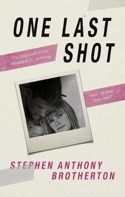 One Last Shot Book Cover