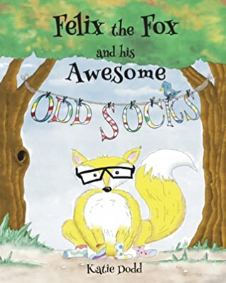 Felix the Fox and his Awesome Odd Socks Book Cover