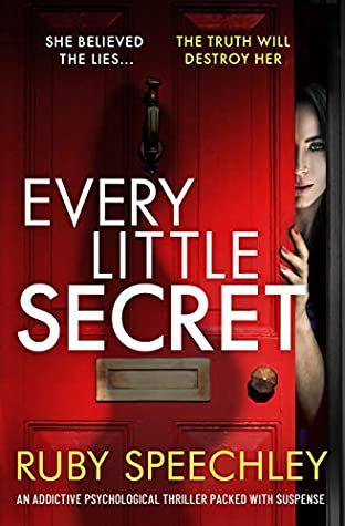 Every Little Secret Book Cover
